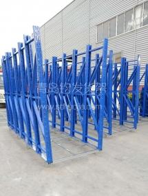 恭喜莱州某公司在青岛钧发货架定制一批仓储货架并顺利安装完成