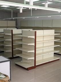恭喜台东某便利店在青岛钧发货架定制一批超市货架并顺利安装完成