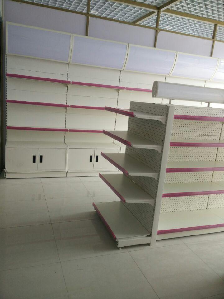 青岛化妆品货架