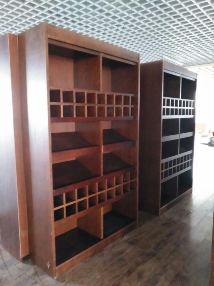 木质红酒柜