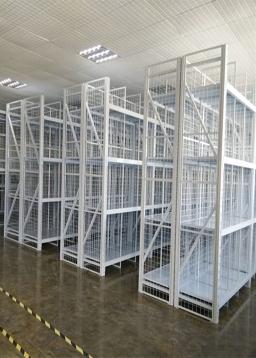 青岛轻型仓储货架厂家