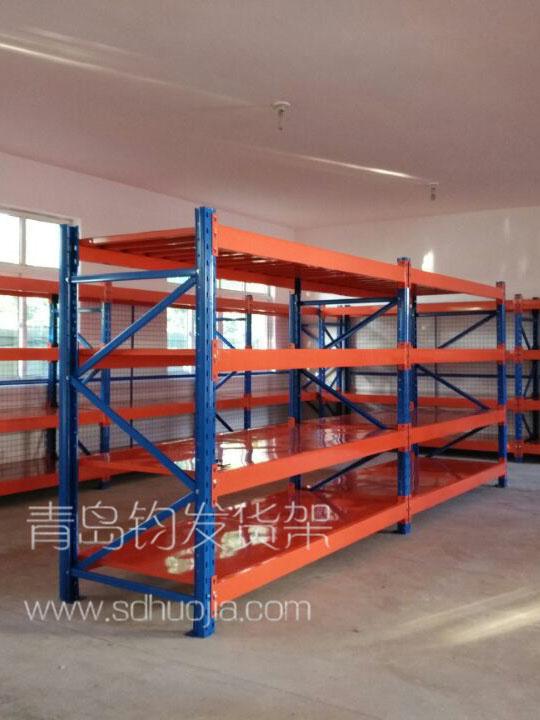 仓储货架的优点以及特点