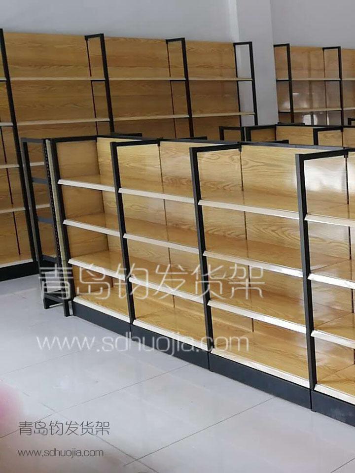 木纹转印货架