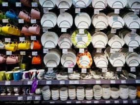 碗架水杯挂钩