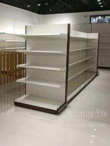 恭喜某连锁超市在我公司定制一批安辰式商超货架