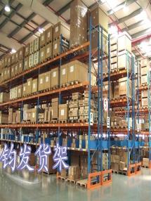 重型仓储货架的优点及特点