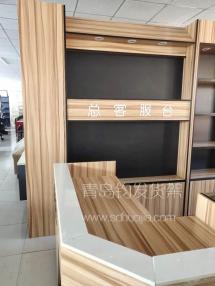 木质货架-木质烟柜服务台