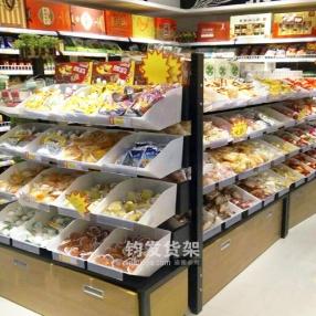 威海零食货架