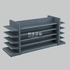 潍坊安辰式3x7挂板超市货架