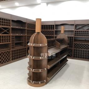 淄博木质货架